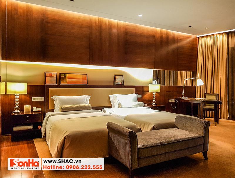 50+ Mẫu phòng ngủ khách sạn đẹp tiêu chuẩn 2 sao đến 5 sao cao cấp nhất 7