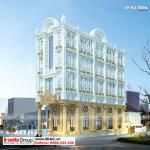 1 Thiết kế khách sạn 3 sao tân cổ điển tại phú quốc sh ks 0068
