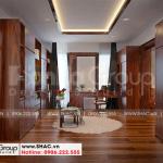 10 Thiết kế nội thất khu thay đồ phòng ngủ vip biệt thự hiện đại mái thái tại hải phòng sh btd 0075