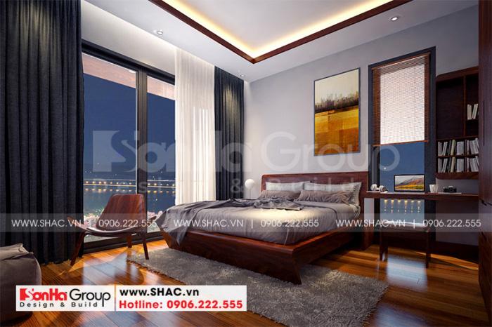 Cách trang trí nội thất phòng ngủ đẹp biệt thự hiện đại chinh phục bất kỳ ai