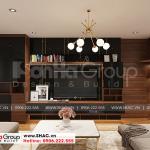 2 Mẫu nội thất phòng khách hiện đại căn hộ chung cư