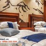24 Bộ giường ngủ gỗ tự nhiên đẹp
