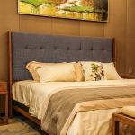 25 Mẫu giường ngủ gỗ thịt sang trọng