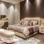 29 Bộ giường ngủ bọc da cao cấp đẹp