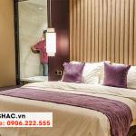 31 Mẫu giường ngủ gỗ thịt cao cấp