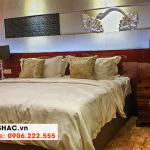 33 Bộ giường ngủ gỗ thịt kiểu hiện đại