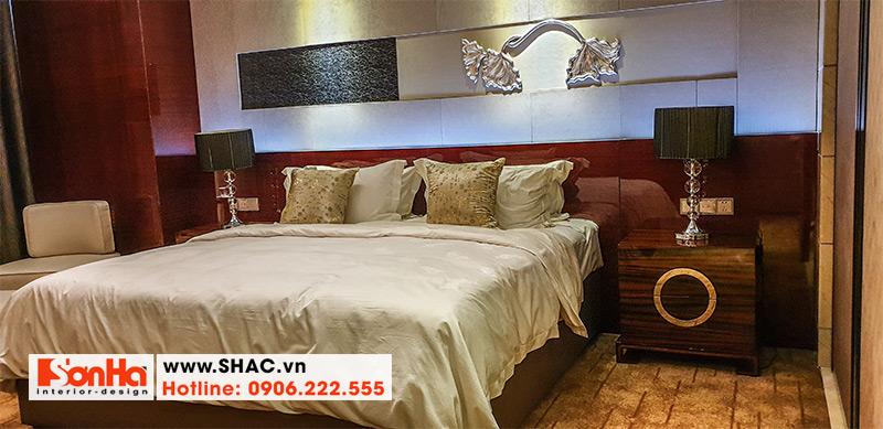 40 Kiểu giường ngủ gỗ thịt cao cấp cho biệt thự các phong cách