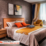 4 Mẫu giường ngủ gỗ tự nhiên chất lượng cao