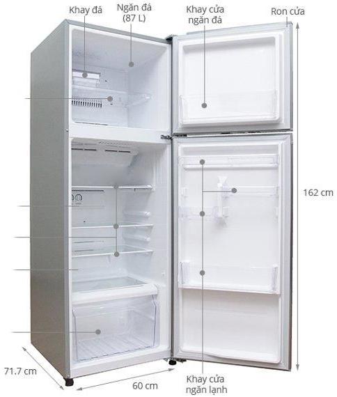 Kích thước tủ lạnh các loại mới nhất [month]/[year] 3