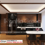 5 Hình ảnh nội thất phòng bếp đẹp căn hộ chung cư