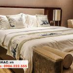 51 Mẫu giường ngủ bọc da chất lượng cao
