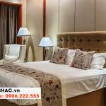 67 Kiểu giường ngủ bọc da đẹp phong cách châu âu