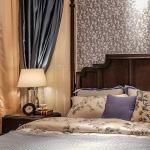 7 Mẫu giường ngủ gỗ thịt cao cấp