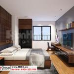 7 Thiết kế nội thất phòng ngủ 1 đẹp căn hộ chung cư