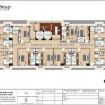 8 Bản vẽ tầng 2 3 4 5 6 7 8 khách sạn có bể bơi tại phú quốc sh ks 0068