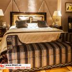 8 Kiểu giường ngủ bọc da chất lượng