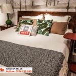 8 Kiểu giường ngủ gỗ tự nhiên đẹp