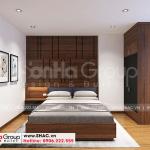 8 Mẫu nội thất phòng ngủ 1 kiểu hiện đại căn hộ chung cư