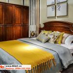 9 Bộ giường ngủ gỗ thịt sang trọng