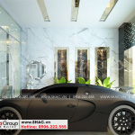 1 Thiết kế nội thất gara đẹp khu đô thị waterfront wfc 006
