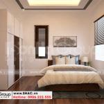 12 Mẫu nội thất phòng ngủ giúp việc biệt thự khu đô thị waterfront wfc 007