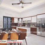 5 Mẫu nội thất phòng bếp ăn sang trọng tại hải phòng sh nod 0203