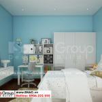 7 Cách trang trí nội thất phòng ngủ 2 cao cấp tại hải phòng sh nod 0203