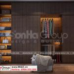 7 Mẫu nội thất thay đồ phòng ngủ 1 cao cấp tại waterfront wfc 007