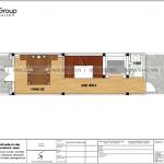 8 Mặt bằng tầng 6 nhà ống kết hợp kinh doanh tại quảng ninh sh nop 0194