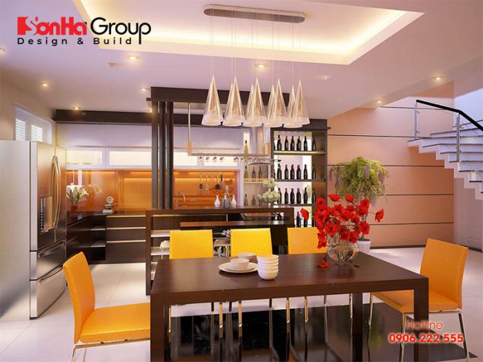 Phong cách trang trí nội thất nhà bếp đẹp hợp xu hướng 2020 nên xem ngay 13