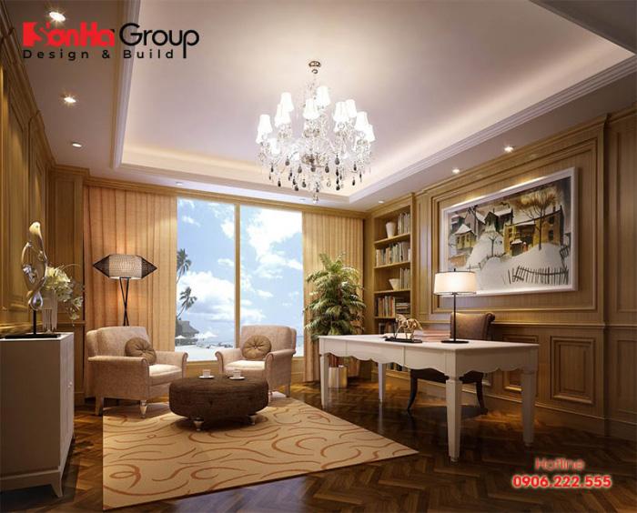 Đèn led dây hắt trần sử dụng phổ biến để trang trí nội thất phòng khách
