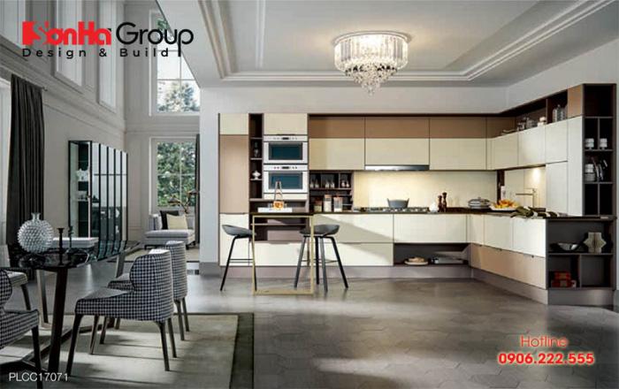 Phong cách trang trí nội thất nhà bếp đẹp hợp xu hướng 2020 nên xem ngay 10