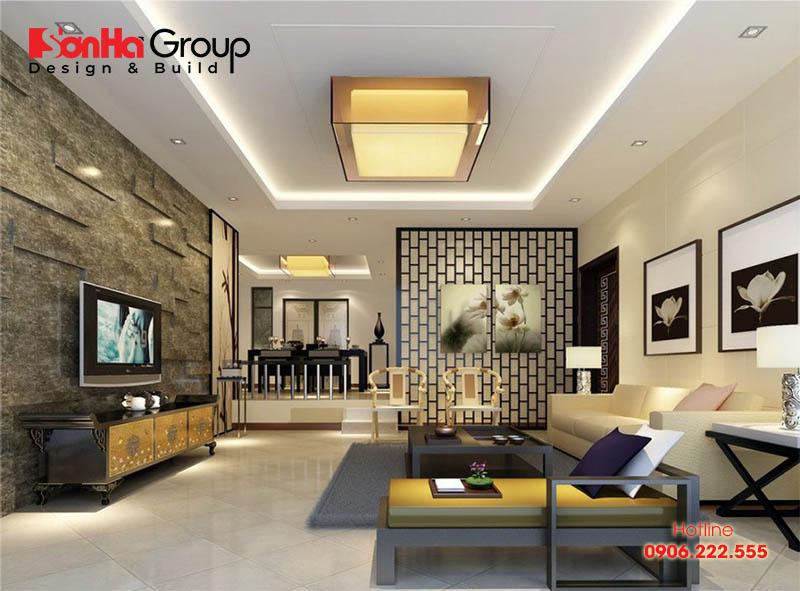 30+ Không gian đẹp phòng khách thiết kế hiện đại và sang trọng 10