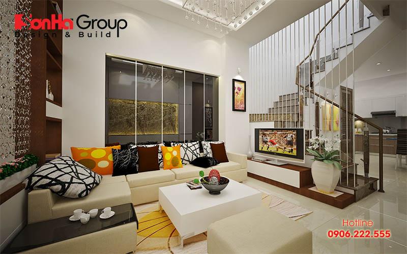 30+ Không gian đẹp phòng khách thiết kế hiện đại và sang trọng 12