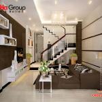 Không gian đẹp phòng khách thiết kế hiện đại và sang trọng 14