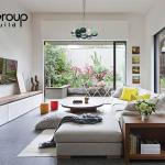 Không gian đẹp phòng khách thiết kế hiện đại và sang trọng 15
