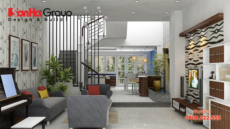 30+ Không gian đẹp phòng khách thiết kế hiện đại và sang trọng 17