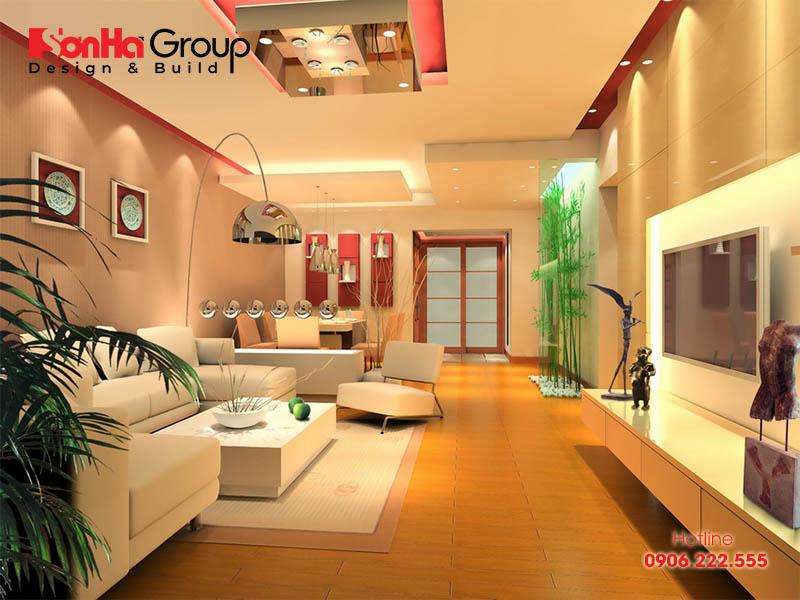 30+ Không gian đẹp phòng khách thiết kế hiện đại và sang trọng 20