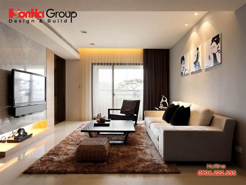 30+ Không gian đẹp phòng khách thiết kế hiện đại và sang trọng 28