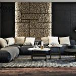 Không gian đẹp phòng khách thiết kế hiện đại và sang trọng 6