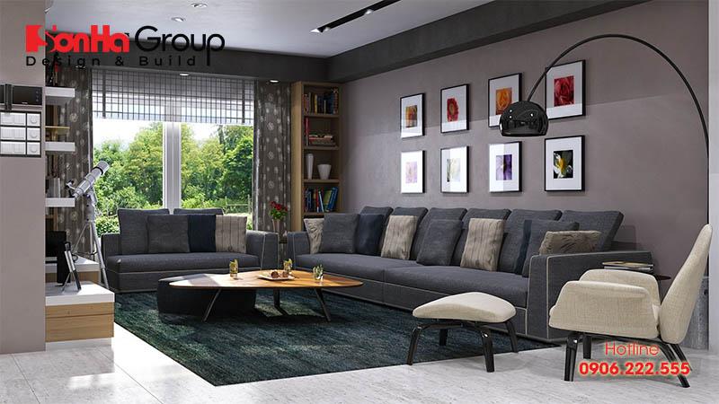 30+ Không gian đẹp phòng khách thiết kế hiện đại và sang trọng 6