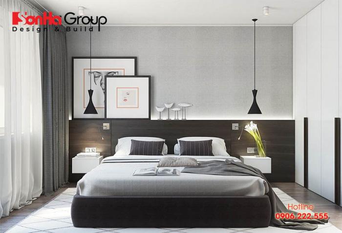 Trang trí phòng ngủ đẹp mà rẻ với nội thất hiện đại ấn tượng nhất năm 2