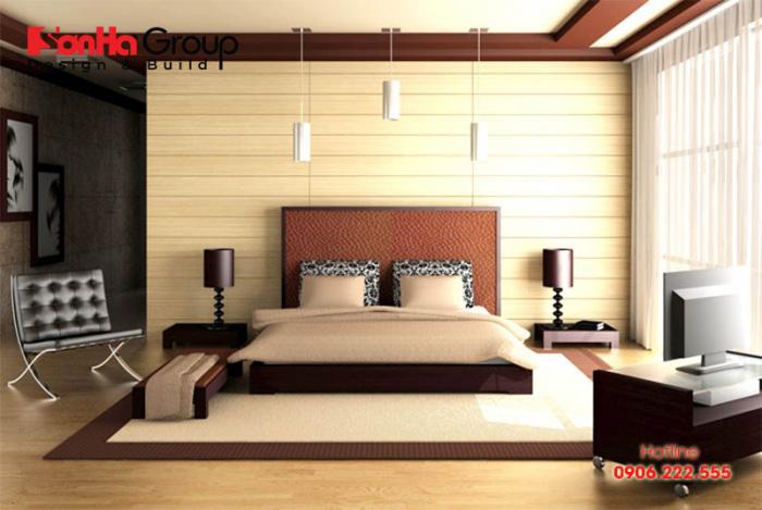Trang trí phòng ngủ đẹp mà rẻ với nội thất hiện đại ấn tượng nhất năm 3