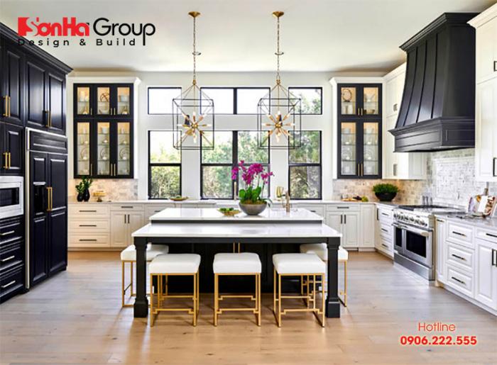 Phong cách trang trí nội thất nhà bếp đẹp hợp xu hướng 2020 nên xem ngay 1