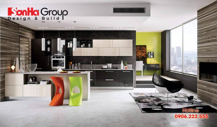 Phong cách trang trí nội thất nhà bếp đẹp hợp xu hướng 2020 nên xem ngay 8
