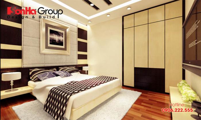 Tổng hợp các cách trang trí phòng ngủ đơn giản ít tốn kém cho nhà phố hiện nay 1