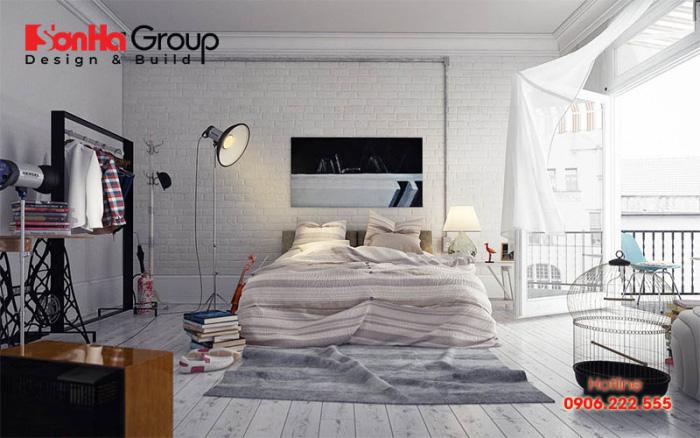 Trang trí phòng ngủ đẹp mà rẻ với nội thất hiện đại ấn tượng nhất năm 6