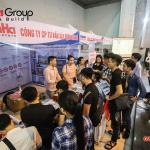 """Ngày hội việc làm 2019 – Gian hàng Sơn Hà Group """"hạ gục"""" các ứng viên (11)"""