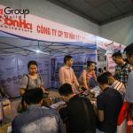 """Ngày hội việc làm 2019 – Gian hàng Sơn Hà Group """"hạ gục"""" các ứng viên (12)"""