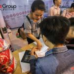 """Ngày hội việc làm 2019 – Gian hàng Sơn Hà Group """"hạ gục"""" các ứng viên (13)"""